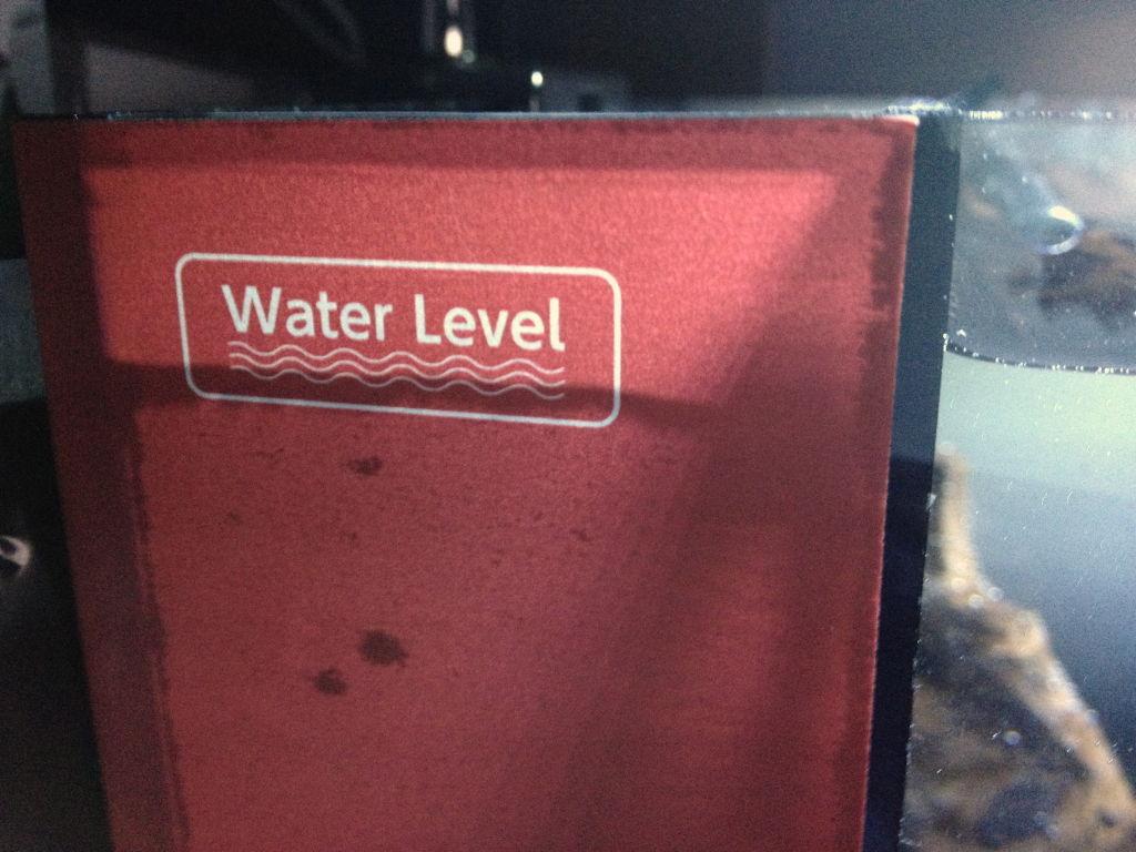 水槽、水量